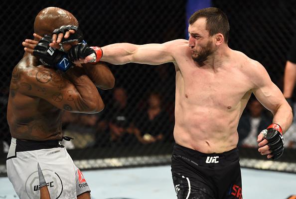 UFC: Russian MMA fighter Muslim Salikhov flagged by USADA for failed drug test - Muslim