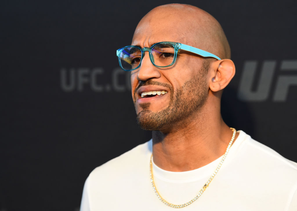 UFC: Mike Jackson has a message for his haters - Mike Jackson