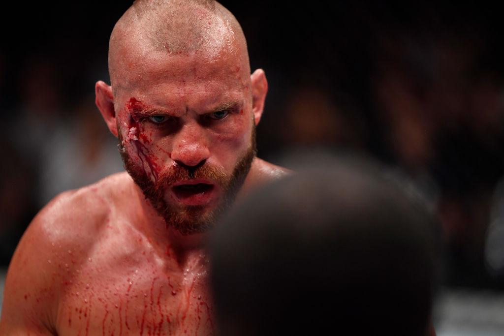 UFC: Donald Cerrone was ready to step in for the short notice fight against Mike Perry at UFC 226 - Donald Cerrone