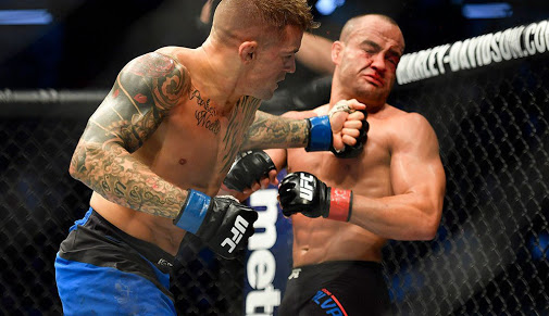 UFC: Dustin Poirier explains why he apologized to Eddie Alvarez and his coaches after the fight - Dustin Poirier