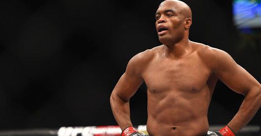 UFC: Anderson Silva responds to Israel Adesanya's callout - anderson silva