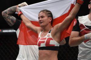 UFC: Jessica Andrade vs Karolina Kowalkiewicz set for UFC 228 in Dallas - Karolina