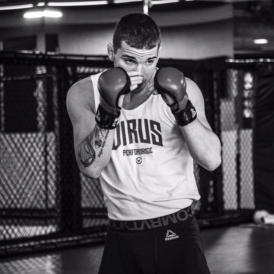 Jeremy Kennedy sets sights on title shot - Jeremy Kennedy