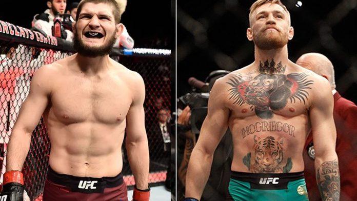 """UFC: Khabib Nurmagomedov tells Conor McGregor """"Send me location"""" - McGregor"""