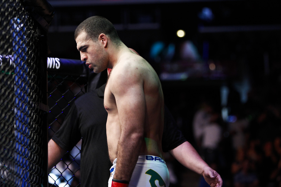 UFC: Shogun posts emotional message after brutal KO loss - shogun