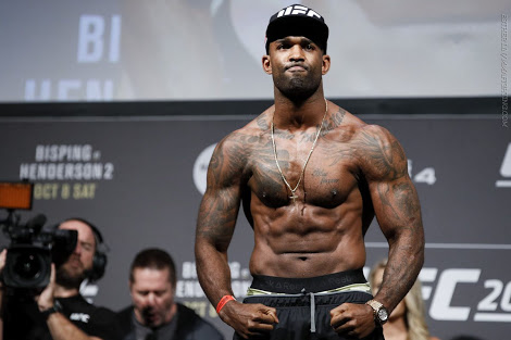 UFC: Jimi Manuwa calls on Daniel Cormier to defend UFC light heavyweight belt or drop it - Jimi Manuwa