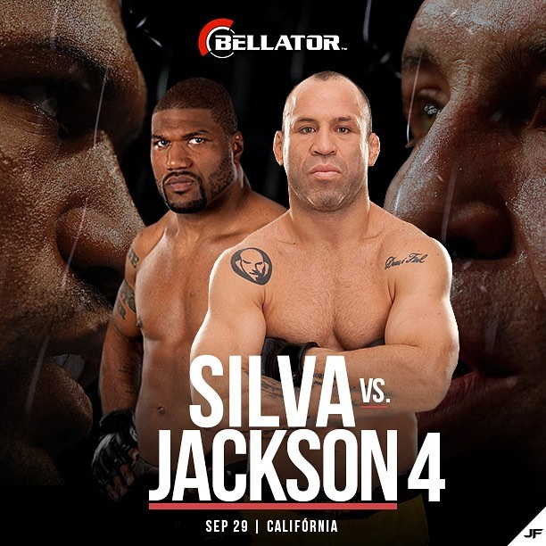 Soccer kicks are still illegal, but Wanderlei Silva may throw one anyway to pay back Rampage Jackson -