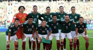Football/MMA: Mexican national team receives support from Cain Velasquez after their eviction from the 2018 FIFA World Cup - Fifa World Cup 2018