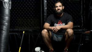 UFC: Former UFC welterweight champ Johnny Hendricks says he's feeling 'really good' about his decision to retire - Johnny Hendricks