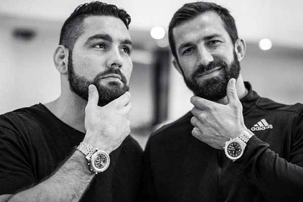 Chris Weidman vs. Luke Rockhold 2 in the works for UFC 230 in NYC - chris weidman