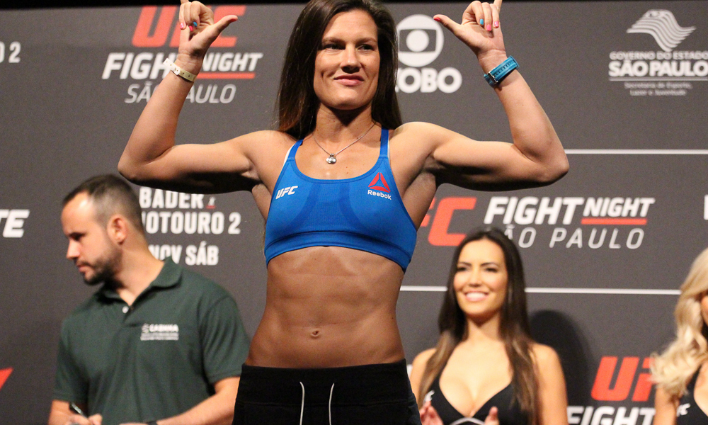 UFC: Cortney Casey replaces Alexa Grasso, meets Angela Hill at UFC Lincoln - Casey
