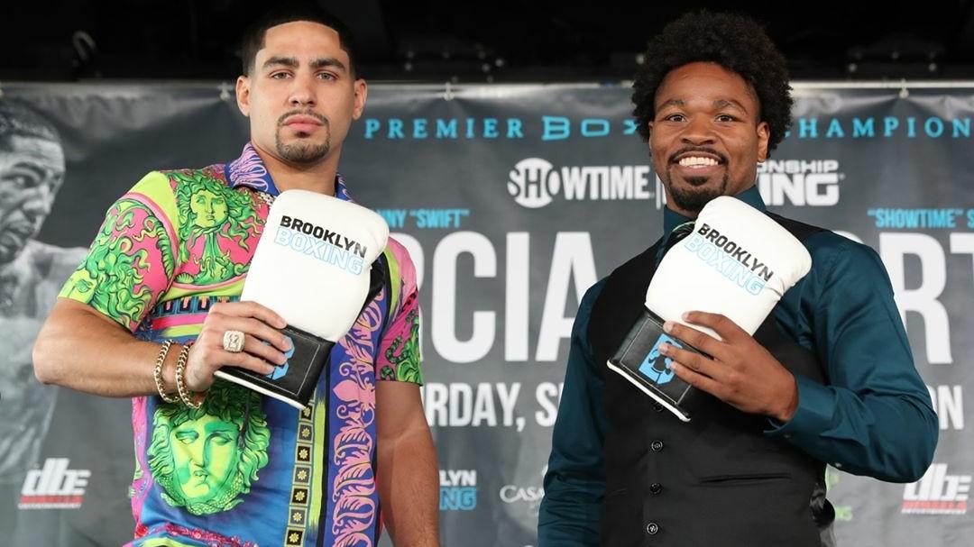 Boxing: Danny Garcia vs Shawn Porter confirmed for September 8th -
