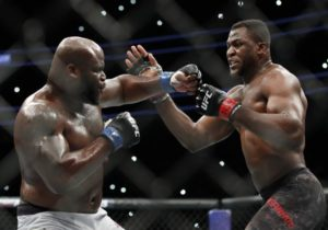 UFC: Derrick Lewis feels unsatisfied with his victory over Francis Ngannou at UFC 226 - Derrick Lewis