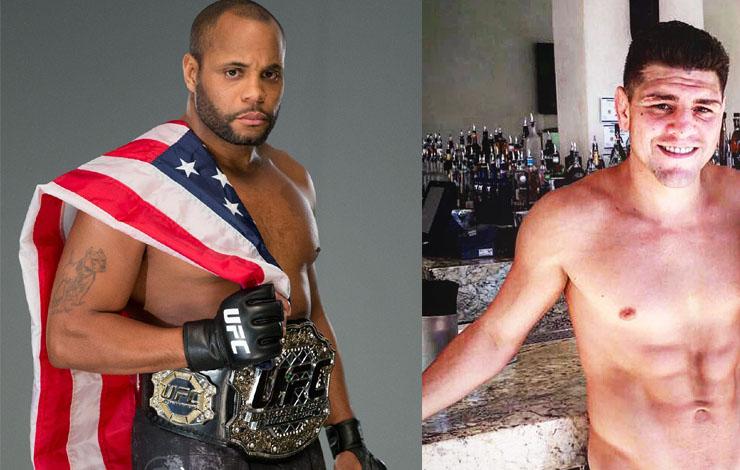 UFC: Nick Diaz is embarrased of Daniel Cormier - Diaz