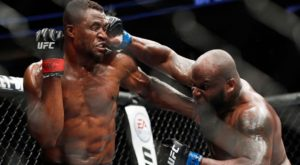 UFC: Francis Ngannou reacts to Dana White's 'EGO' comment - Dana