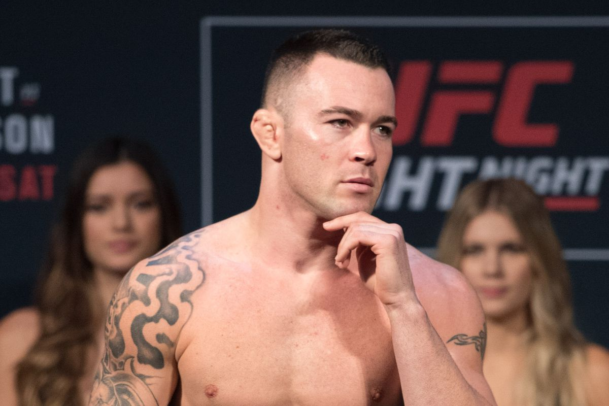 UFC: Colby Covington calls Daniel Cormier as the GOAT - Cormier