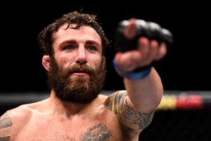 UFC: Michael Chiesa thought he was 'going to kill myself' cutting weight for UFC 226 - Chiesa