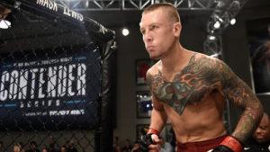 UFC: Featherweight Steven Peterson blasts TUF 27 Finale scores - Steven Peterson
