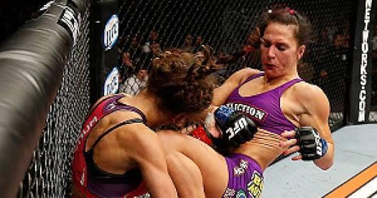 UFC: Cat Zingano turns to Ronda Rousey's Judo coach for UFC Boise hoping to snap three-fight losing streak - Cat Zingano