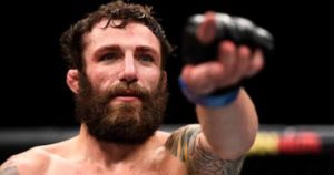 UFC: Michael Chiesa officially announces move up to welterweight - Michael Chiesa