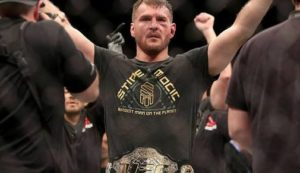 UFC: Stipe Miocic reacts to his loss to Daniel Cormier in a classy way - Stipe Miocic