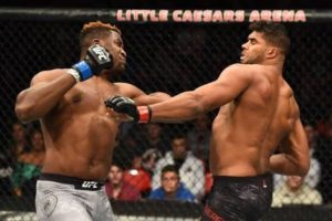 UFC: Francis Ngannou says he wants the title and a rematch with Stipe Miocic - Francis Ngannou
