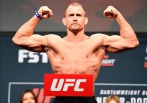 UFC: Zak Ottow confident that experience is on his side against Sage Northcutt - Zak Ottow