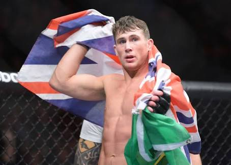 UFC: Darren Till responds to Stephen Thompson's comments about kicks to the knee at UFC Liverpool - Darren Till