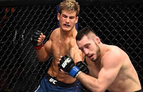 UFC: Sage Northcutt already teasing a move up to middleweight after UFC Boise win at welterweight - Sage Northcutt