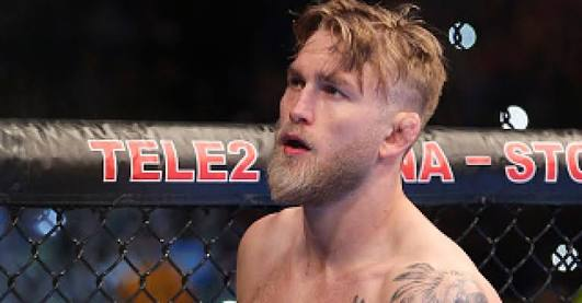 UFC: Alexander Gustafsson's manager says Gustafsson is out of his UFC 227 fight due to a 'minor injury', says next fight should be for the 'meaningful result of the title' - Alexander Gustafsson