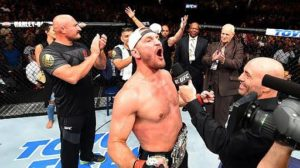 UFC: Joe Rogan feels that Stipe Miocic deserves a rematch with Daniel Cormier - Stipe Miocic