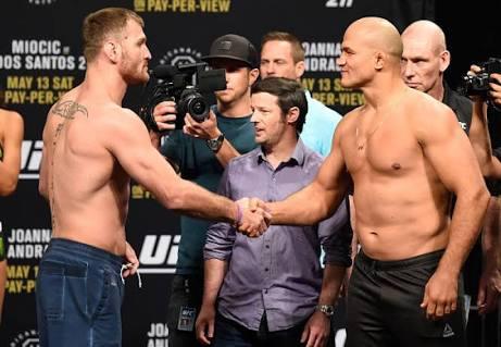 UFC: Junior dos Santos wants Stipe Miocic trilogy fight after UFC Boise - Junior Dos Santos