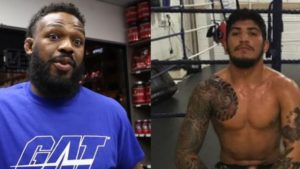 UFC: Jon Jones tells Dillon Danis- 'Dude you want to just suck my d**k already and get it over with' - Jones