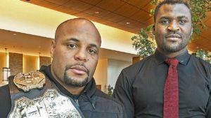 UFC: I would have TKO'd Francis Ngannou - Daniel Cormier - daniel cormier