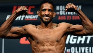 Neil Magny vs Michael Chiesa