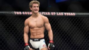 UFC: Northcutt has fought out the last fight on his UFC contract - Sage
