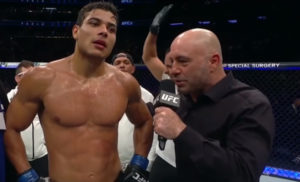 Paulo Costa says he wants to fight Chris Weidman to avenge all the Brazilian fighters he beat. -