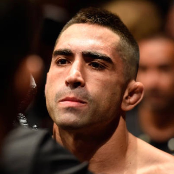 UFC : Ricardo Lamas remembers his struggles from his early fighting days -