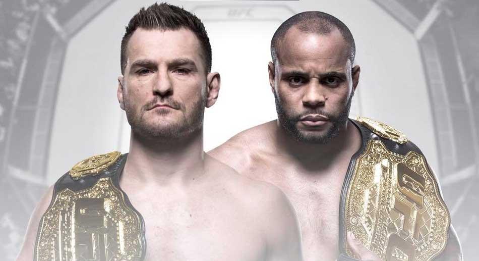 UFC: Stipe Miocic to earn event-high $750k flat opposite Daniel Cormier's $500k - Miocic