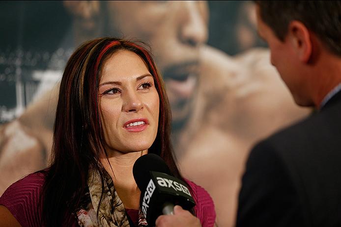 UFC: Cat Zingano has her eyes on Amanda Nunes after picking up a win at UFC Boise - Cat Zingano