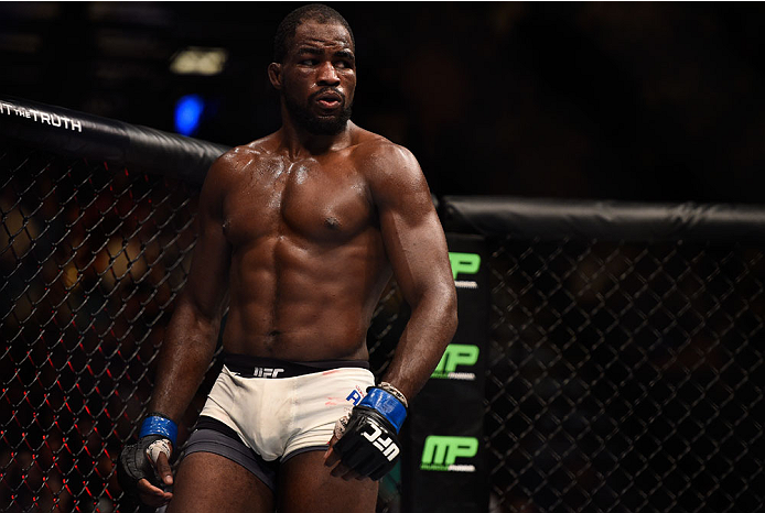 UFC Fight Night 134 Results - Corey Anderson defeated Glover Teixeira via Unanimous Decision -
