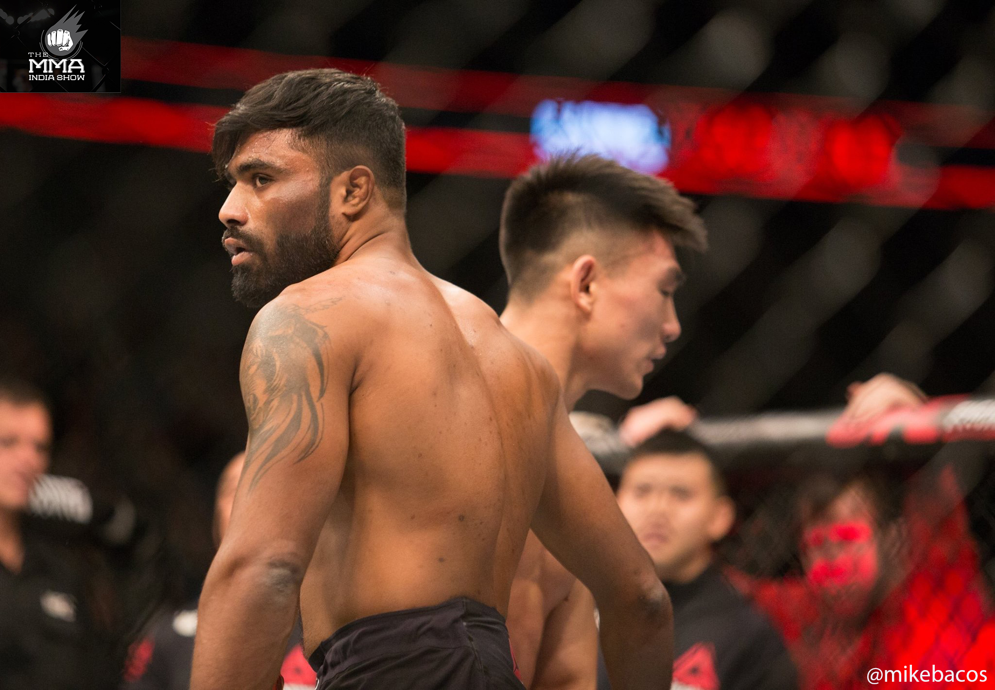MMA India Exclusive: Update on why Bharat Kandare pulled out from UFC 227 and possible timeline for his return - Bharat Kandare