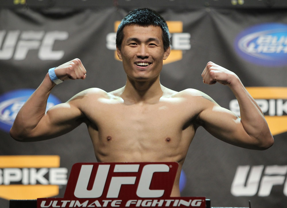 UFC: Korean Zombie calls out Frankie Edgar - Korean Zombie