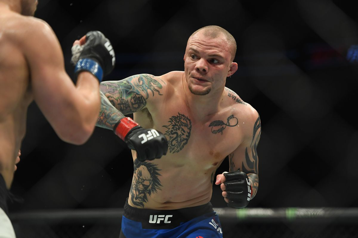 UFC: Anthony Smith steps in for Volkan Oezdemir against 'Shogun' Rua at UFC Hamburg - Smith