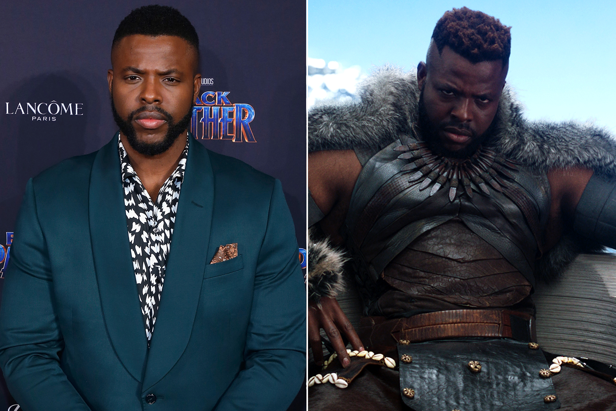 UFC: Black Panther star Winston Duke Reportedly Set To Play Kimbo Slice In Biopic - Duke