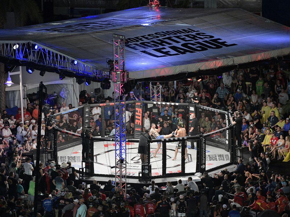MMA: Professional Fighters League Raises $28 Million in funding - Burnett