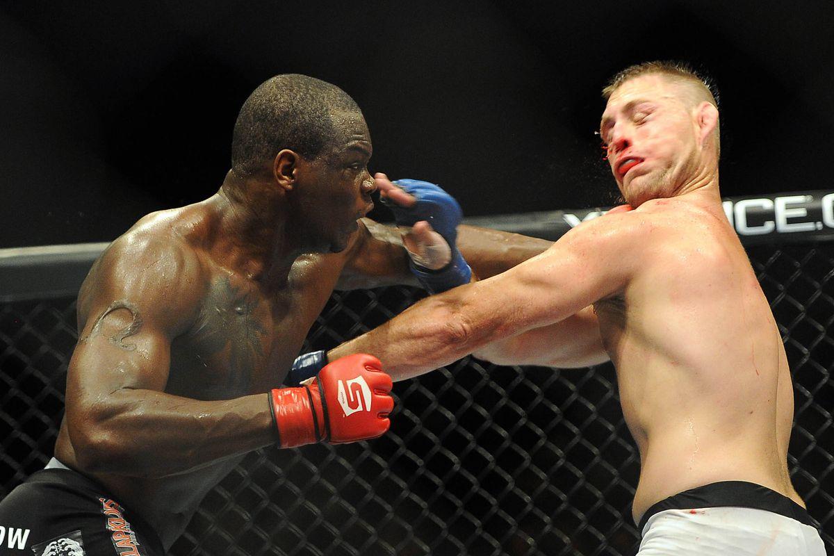 UFC: Ovince Saint-Preux vs. Dominick Reyes set for UFC 229 - Reyes