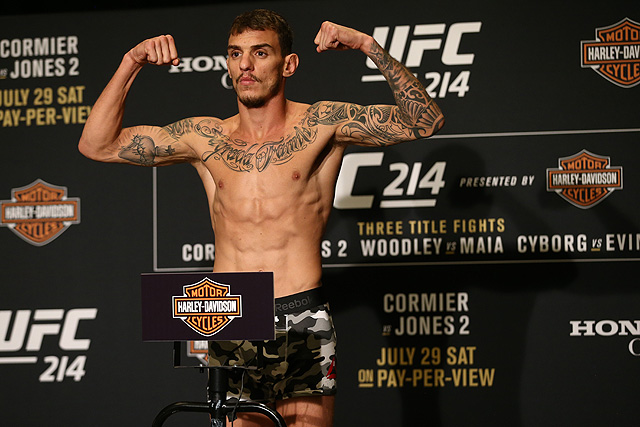 UFC 227 Results - Renato Carneiro Submits Cub Swanson, Calls for Title Shot -