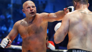 "UFC: Fedor Emelianenko says,""I am not a fan of the UFC"" - Russia"