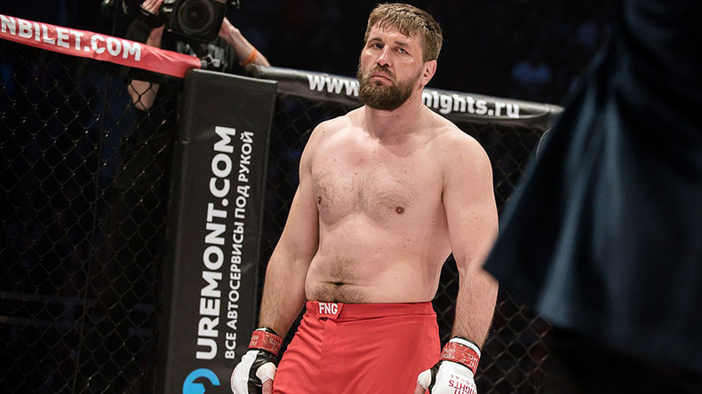 BELLATOR: Ex-champ Vitaly Minakov re-signs with Bellator - Minakov